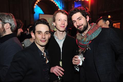 Alex Handen, Jan Pace, Daniel Pavoncelli